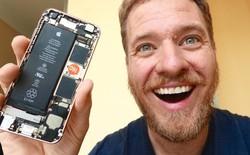 Thanh niên dựng thành công iPhone 6s 16 GB mới 99% từ linh kiện mua ngoài chợ Trung Quốc