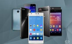 Điện thoại Trung Quốc đang chiếm sạch các thị trường mới nổi trên thế giới