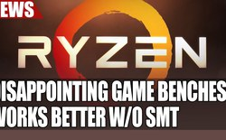 Microsoft xác nhận hiệu năng của AMD Ryzen đang bị kìm hãm trên Windows 10 và đây chính là lý do