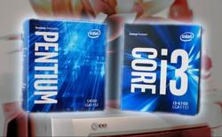 Đặt bút tính thử lợi - hại của Intel khi chip siêu rẻ G4560 khan hàng!