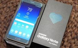Rộ lên tin đồn cho biết Galaxy Note FE sắp được bán chính hãng tại Việt Nam