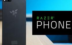 So găng Razer Phone và Samsung Galaxy Note8: rắn Châu Mỹ và mãnh hổ phương Đông