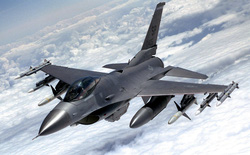 Không lực Hoa Kỳ thông báo máy bay không người lái F-16 đã có thể tự thực hiện nhiệm vụ chiến đấu, đối kháng trên không