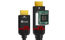 Cáp HDMI tích hợp chip tín hiệu video giúp hạn chế tình trạng răng cưa khi chơi game