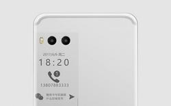 Meizu Pro 7 lộ diện với màn hình phụ cực dị ở mặt lưng