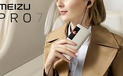 Meizu Pro 7 và Pro 7 Plus ra mắt: màn hình phụ cực dị ở phía sau, tích hợp camera kép