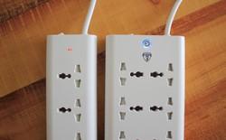Trên tay bộ đôi ổ cắm điện Master Plug: thiết kế đẹp mắt, có cổng sạc USB, chống sét, giá hợp lý