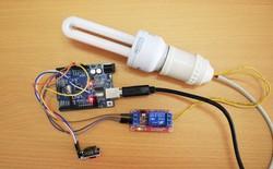 [DIY] Hướng dẫn chế đồng hồ hẹn giờ tự động bật tắt các thiết bị điện