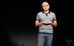 CEO Microsoft: điện thoại tiếp theo của chúng tôi sẽ trông không giống điện thoại bạn từng biết