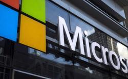 Microsoft Q2/2017: Doanh thu từ Azure tăng 93%, nhưng mảng thiết bị điện thoại và Surface không như ý muốn