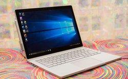 Phải đến đầu năm 2018 thì Microsoft mới ra mắt Surface Book mới