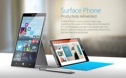 Smartphone tiếp theo của Microsoft sẽ thuộc dòng Lumia thay vì mang tên mới Surface?