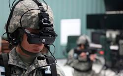 Binh sỹ Israel sử dụng công nghệ thực tế ảo VR để luyện tập quân sự