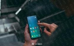 Lộ ảnh thực tế mặt trước của Xiaomi Mi MIX 2 với 4 cạnh đều có viền mỏng