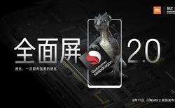 Qualcomm xác nhận Xiaomi Mi MIX 2 sẽ sử dụng chip Snapdragon 835