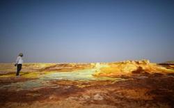 Cánh đồng lưu huỳnh độc nhất vô nhị tại Ethiopia - một trong những nơi khắc nghiệt nhất thế giới