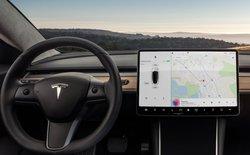 Các hãng xe hãy nhìn vào Tesla Model 3 để biết thiết kế tối giản cho nội thất trên ô tô là thế nào