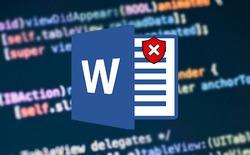 Microsoft biết về lỗ hổng bảo mật đe dọa hàng triệu máy tính trên Word nhưng 6 tháng sau mới chịu vá, tại sao vậy?