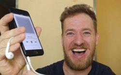 Anh chàng này đã tự chế jack cắm tai nghe 3.5mm cho iPhone 7, hoạt động được hẳn hoi