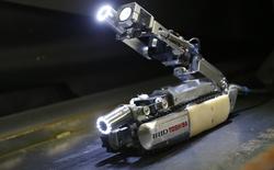 """Robot do Toshiba chế tạo tiếp tục """"tử nạn"""" trên đường đi thăm dò nhà máy hạt nhân Fukushima"""