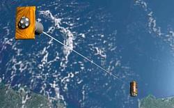 """Nhật Bản thất bại trong sứ mạng thu gom rác vũ trụ bằng """"lưới đánh cá"""""""