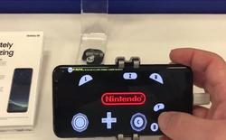 Galaxy S8 tái tạo hoàn hảo trải nghiệm chơi game trên máy console GameCube của Nintendo
