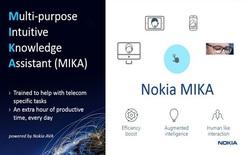 Nokia phát triển trợ lí kỹ thuật số dành cho các nhà khai thác viễn thông
