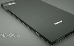 Nokia 8 sẽ chính thức phát hành vào tháng 6, dùng Snapdragon 835, camera trước 23MP