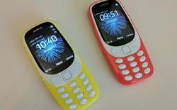 """[MWC 2017] Cận cảnh Nokia 3310 mới: Thiết kế """"cục gạch"""" huyền thoại nay không còn, nhưng đây chưa hẳn đã là điều xấu!"""