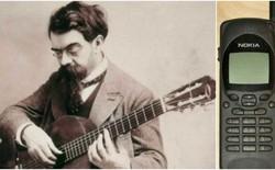 Bạn có biết nguồn gốc bản nhạc chuông huyền thoại của Nokia lấy từ đâu không?