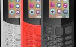 HMD Global hồi sinh Nokia 130, xài mini sim, có camera ở phía sau, giá 21,5 USD