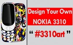 Nokia mở cuộc thi thiết kế mẫu mã cho Nokia 3310