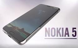 Nokia 5 với RAM 2 GB, camera 12 MP sẽ xuất hiện tại MWC 2017?