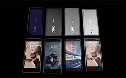Đã có video quảng cáo Nokia 8, Nokia 9: đẹp bất ngờ
