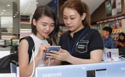 Galaxy Note FE đến tay người tiêu dùng Việt Nam: 20.000 đơn đặt hàng, 57% chọn màu xanh Blue Coral