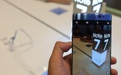 Samsung thắng kiện vụ đòi bồi thường do sự cố Galaxy Note7 tại Hàn Quốc