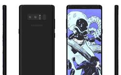 Hình ảnh báo chí của Galaxy Note8 lộ diện trước thềm sự kiện Samsung Unpacked