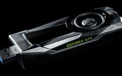 Tưởng chỉ là trò đùa Cá tháng Tư nhưng chiếc USB GeForce GTX này lại trở thành hiện thực
