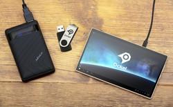 Chứng kiến PC siêu nhỏ đựng vừa trong ví vẫn chạy Windows 10 đầy đủ