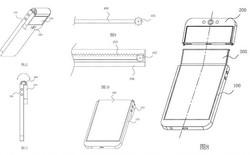 Oppo cũng có bằng sáng chế điện thoại có thể gập màn hình