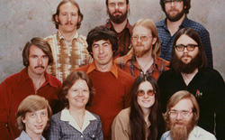 Những người của Microsoft có trong bức ảnh chụp nổi tiếng năm 1978 này đang ở đâu?