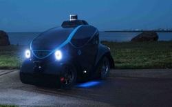 Gặp gỡ những tân binh mới nhất của lực lượng cảnh sát Dubai: xe tự động với công nghệ nhận dạng khuôn mặt