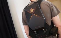 Máy tính HP Omen X Compact có thể đeo lên lưng để chơi game VR chính thức lên kệ