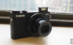 [CES 2017] Canon ra mắt G9 X Mark II, point-n-shoot cao cấp với thiết kế cổ điển