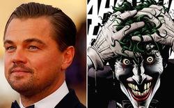 Leonardo DiCaprio chuẩn bị trở thành Joker