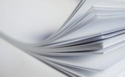 Các nhà khoa học đã phát minh ra một loại giấy in bằng ánh sáng, làm mới bằng nhiệt độ và có thể tái sử dụng tới 80 lần