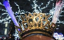 Quang cảnh ăn mừng năm mới trên khắp thế giới qua ống kính iPhone 7