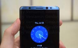 Samsung đang làm tất cả để Galaxy S8 không biến thành một Note7 thứ hai