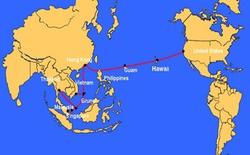 Cáp AAG tiếp tục gặp sự cố, Internet Việt Nam đi quốc tế lại bị ảnh hưởng