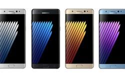 Samsung chính thức phủ nhận việc bán Galaxy Note7 tân trang với dung lượng pin nhỏ hơn